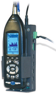 Download pdf of 831-INT Docking Station for Sound Level Meter